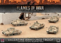 BBX43: Valentine Armoured Troop