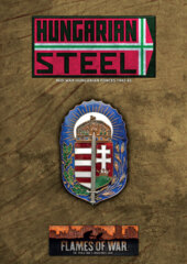 FW254: Hungarian Steel Hungarian Booklet + 63 Cards