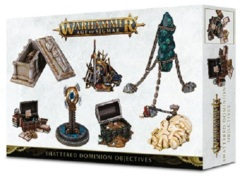 Shattered Dominion: Objectives