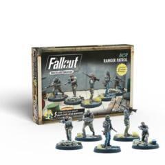 Fallout: Wasteland Warfare - NCR: NCR Ranger Patrol