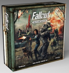 Fallout: Wasteland Warfare - 2 Player Core Set