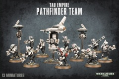 T'au Empire - Pathfinder Team
