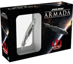 Star Wars: Armada - Rebel MC30c Frigate