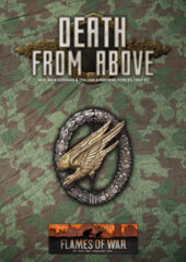 FW249: Death from Above - Mid-War German & Italian Airborne Forces, 1942-43 (mid-war)