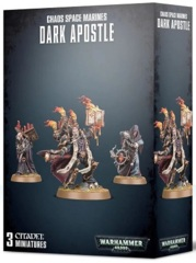 Chaos Space Marines - Dark Apostle