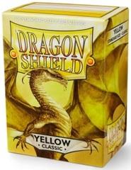 Dragon Shield 10014: Standard - Classic Yellow, 100ct box
