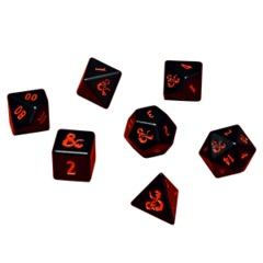 Accessory: Dice - Heavy Metal RPG Dice Set
