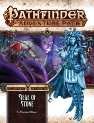 Pathfinder Adventure Path #118: Siege of Stone (Ironfang Invasion 4 of 6)