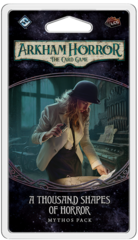 Arkham Horror: The Card Game Mythos Pack - A Thousand Shapes of Horror