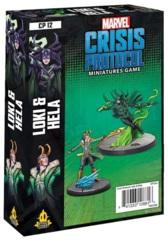Marvel: Crisis Protocol - Character Pack Loki and Hela