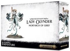Nighthaunt - Lady Olynder, Mortarch of Grief