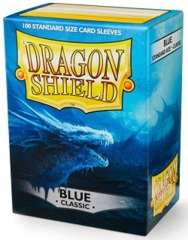 Dragon Shield: Standard - Blue, 100-count box