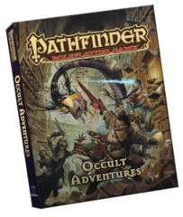 Pathfinder Roleplaying Game: Occult Adventures (Pocket Edition)