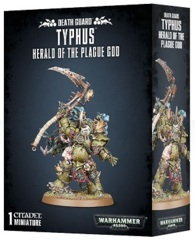 Death Guard - Typhus, Herald of the Plague God
