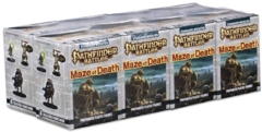 Pathfinder Battles Miniatures: Maze Of Death - Booster Brick