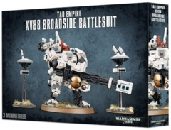 T'au Empire - XV88 Broadside Battlesuit
