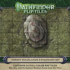 Pathfinder Flip-Tiles: Expansion - Forest Highlands