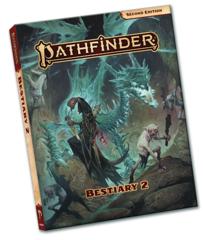 Pathfinder RPG (2nd Edition) Bestiary 2 (pocket edition)