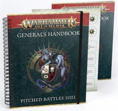Age Of Sigmar (2nd Ed): General's Handbook: Pitched Battles (2021)