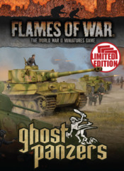 FW251U: Ghost Panzers Unit Cards