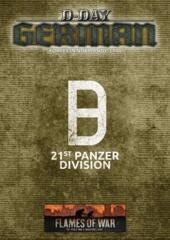 FW268: D-Day - 21st Panzer Division (late-war)