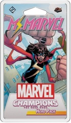 Marvel: Champions the Card Game - Ms. Marvel Hero Pack