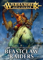 Battletome: Beastclaw Raiders (SB) [OOP]