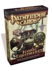 Pathfinder Cards: Item - Iconic Equipment 3