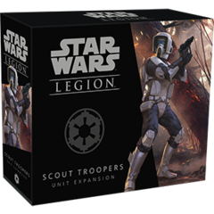 Star Wars Legion: Empire - Scout Troopers Unit Expansion