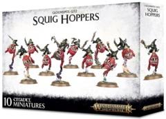 Gloomspite Gitz - Squig Hoppers