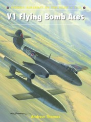 Aircraft of the Aces: V1 Flying Bomb Aces