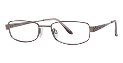 Charmant - TI10877 - Pure Titanium - Brown - 49 17 135 - Women's Frame