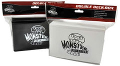Monster Double Deck Box - Matte Blue