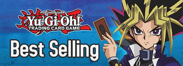 Best Selling Yugioh