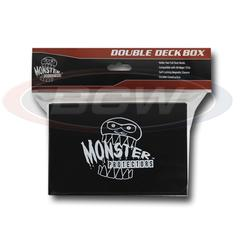 Monster Double Deck Box - Matte Black