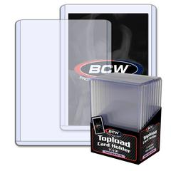 3 X 4 X 5 mm - Super Thick Card Topload Holder 197 Pt