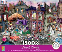 Ceaco 3401-44 Mark Ludy Night Celebration Puzzle - 1500Piece