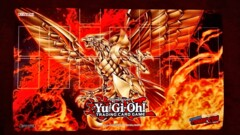 Yugioh NYCC 2020 Exclusive Mat Winged Dragon of Ra