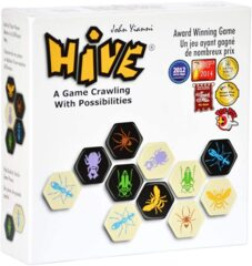Hive - A Game Crawling With Possibilities