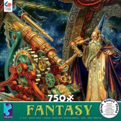 Ceaco Fantasy - The Astronomer Jigsaw Puzzle, 750 Pieces