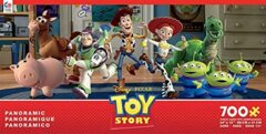 Ceaco Disney Panoramic Toy Story Jigsaw Puzzle, 700 Pieces