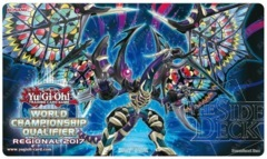 Yugioh Regional INOV - Dark Requiem Xyz Dragon Rubber Playmat