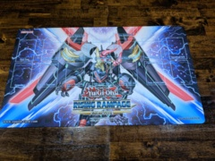 Yugioh Sneak Peek - RIRA Playmat  Firewall eXceed Dragon