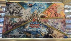 Yugioh Remote Duel Invitational Qualifier Top Cut Playmat Aliester / Invoked