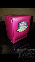 2017/2018 Yu-Gi-Oh! Regional Top Cut Deck Box - Pink