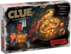 Clue: Dungeons & Dragons - Trouble in Baldur's Gate!