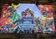 Yugioh Regional - CBLZ Fire Fist Top Cut Playmat