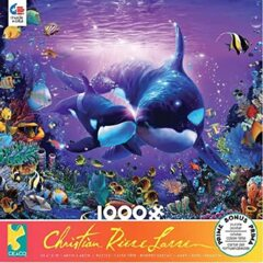 Ceaco Brilliant Passage II Jigsaw Puzzle