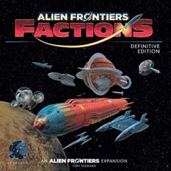 Alien Frontiers Factions - Definitive Edition