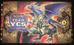Yugioh Team YCS Atlanta 2019 Top Cut Playmat Chaos Dragon Armageddon